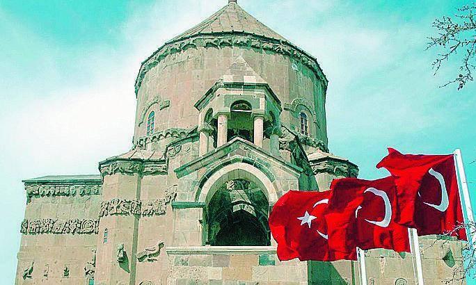 Una piccola chiesa di Van avvicina Turchia e Armenia