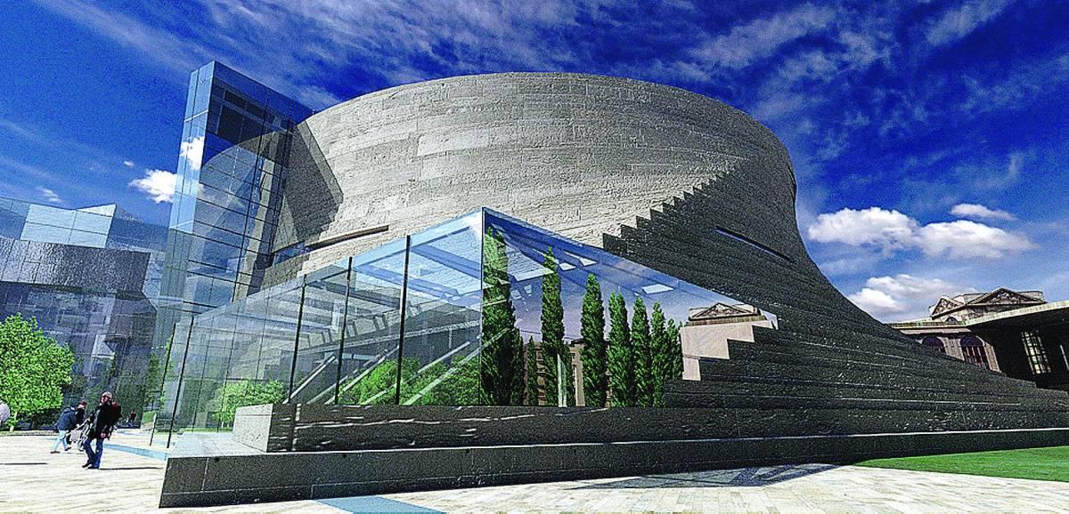 Museo d'arte contemporanea a Citylife