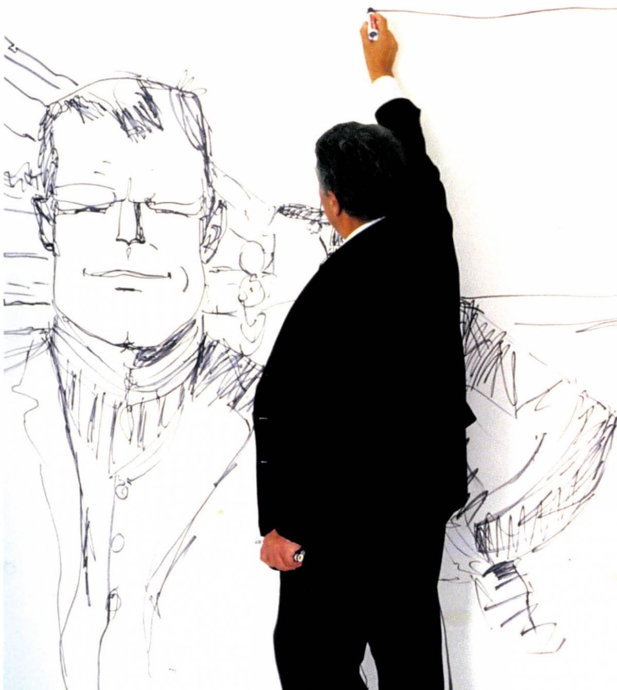 Hugo Pratt, il fumetto è letteratura