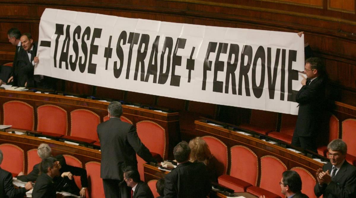 Liberalizzazioni,sì (con fiducia)del Senato
