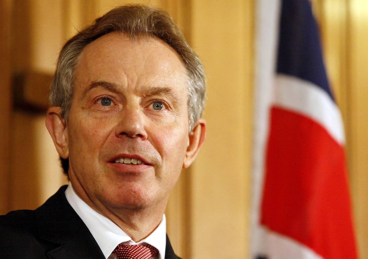 Blair furioso con l'Unione europea: troppo debole con l'Iran