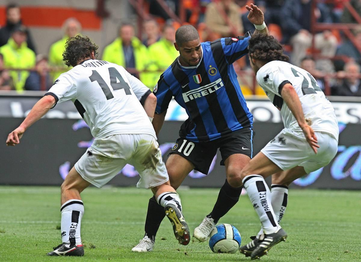 Inter, Adriano si rimette in testa la corona