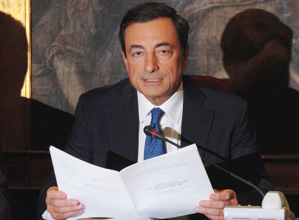 """Bankitalia, diktat a Prodi:  """"Diminuire le tasse,  pressione fiscale da record"""""""