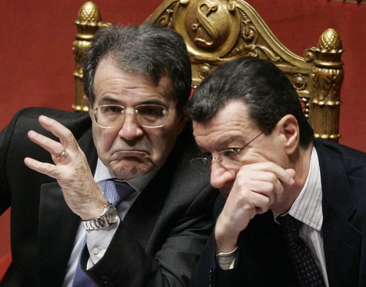 Legge elettorale, Prodi accelera. Chiti mette   d'accordo l'Unione: no al referendum