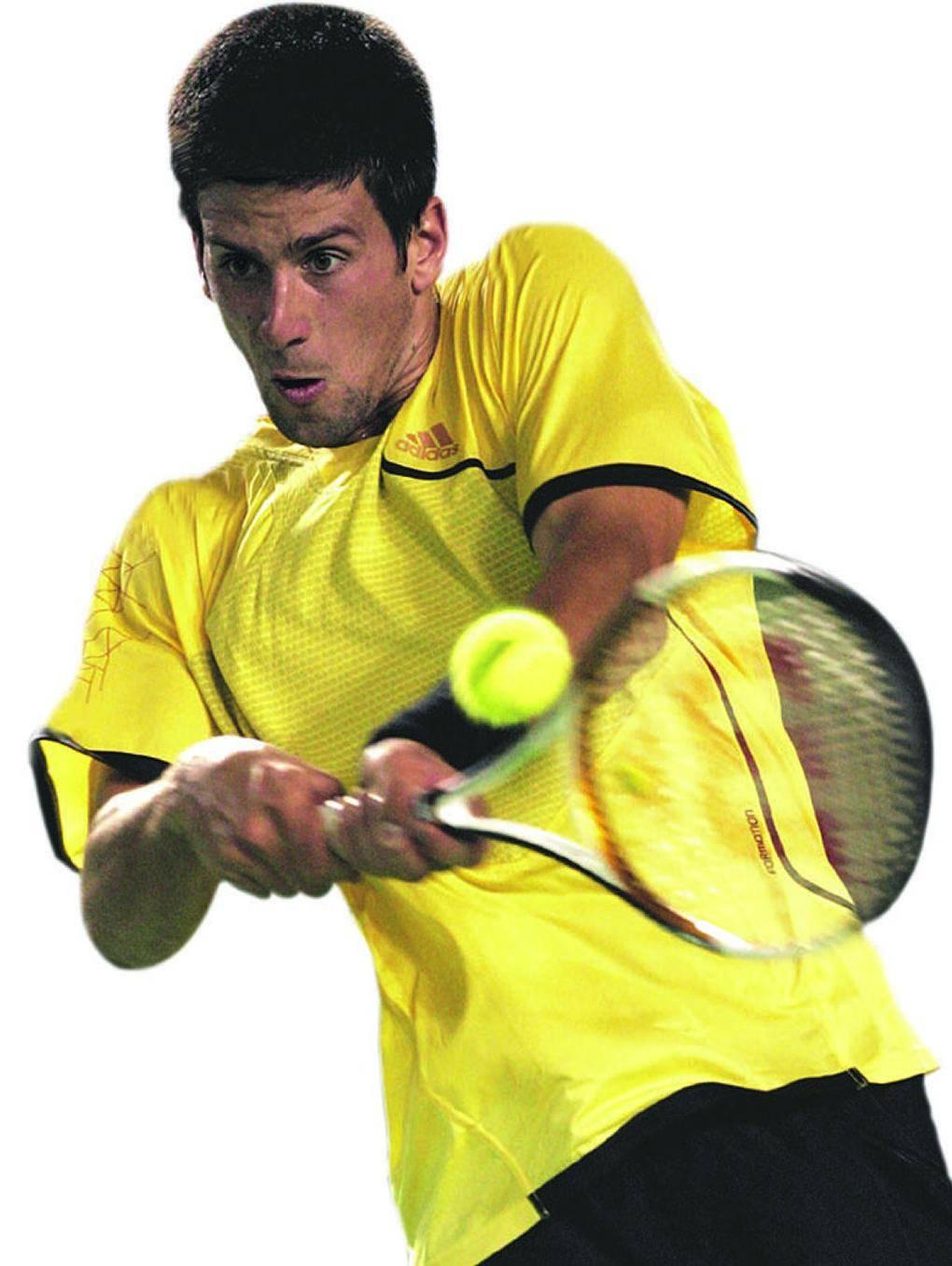 «Djokovic, ecco il nuovo Federer»