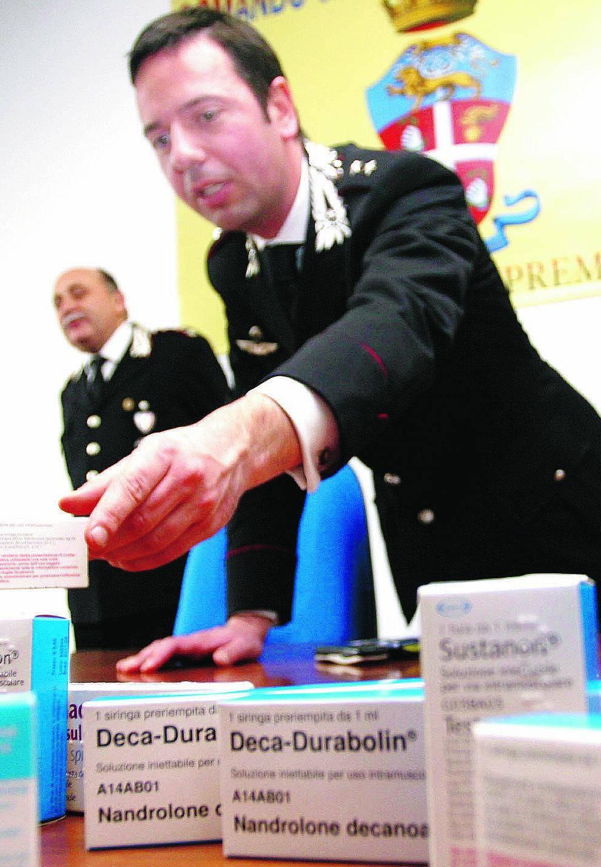 Doping: dieci palestre nel mirino della Procura