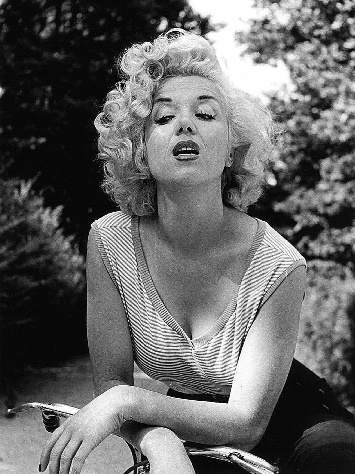 La sosia di Marilyn  che sposò il miliardario