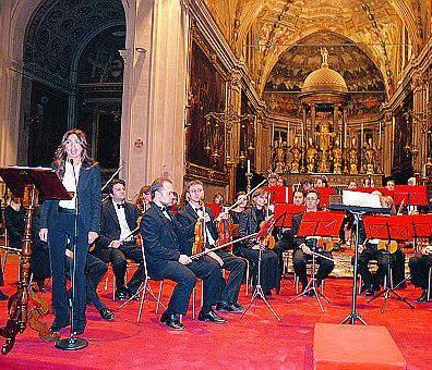 Gianpaolo Piccolo dirige Messa e Stabat Mater