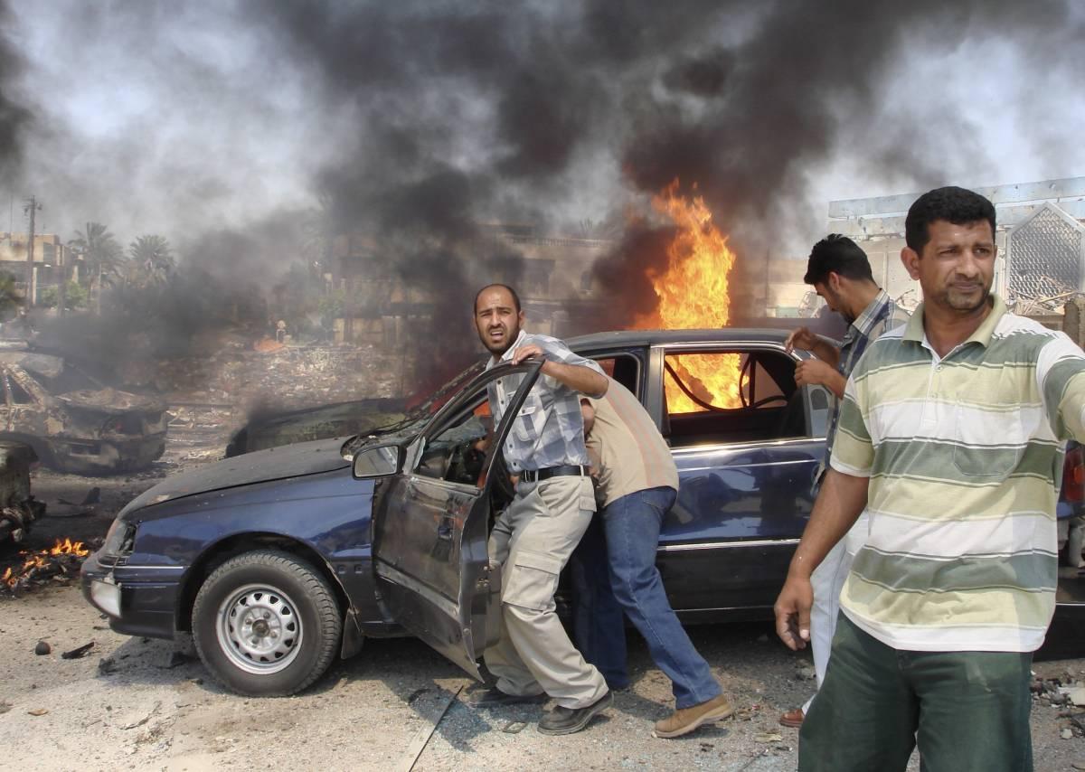 Iraq: uccisi 18 soldati, tra iracheni, americani e britannici
