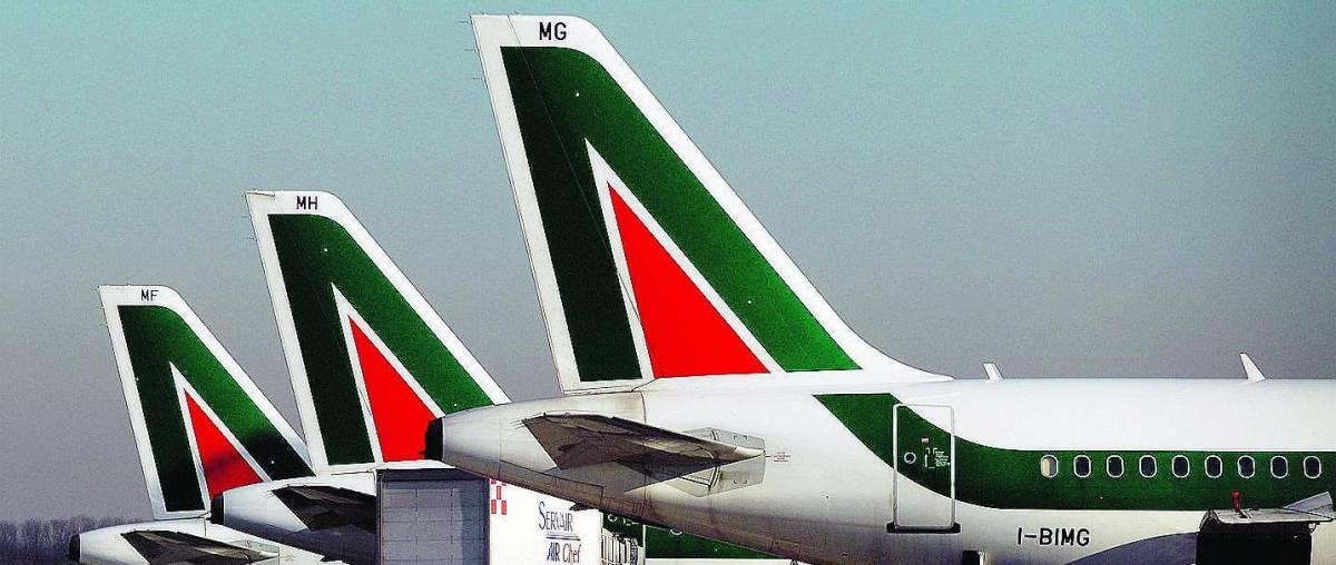 Alitalia, Deutsche Bank «sfiducia» il titolo