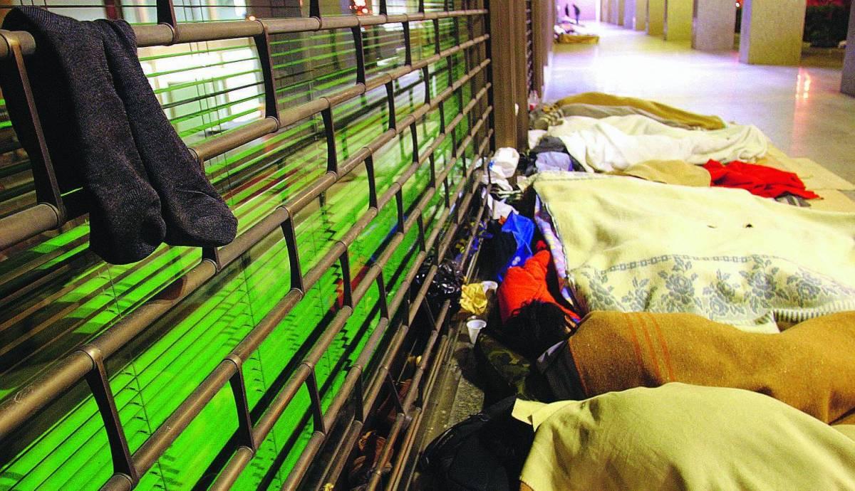 Cresce il popolo dei disperati: a Milano diecimila senzatetto