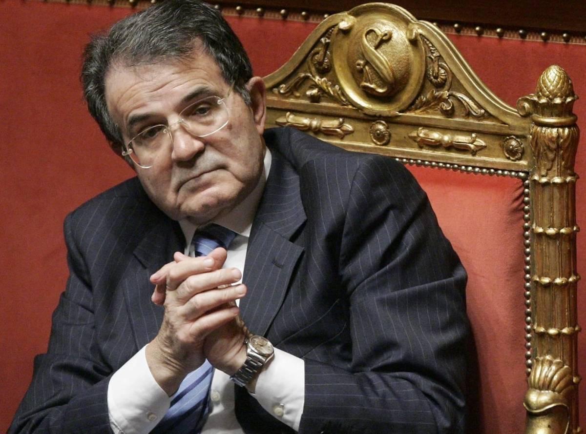 Telecom, Prodi non fa più  il duro. Ora tratta