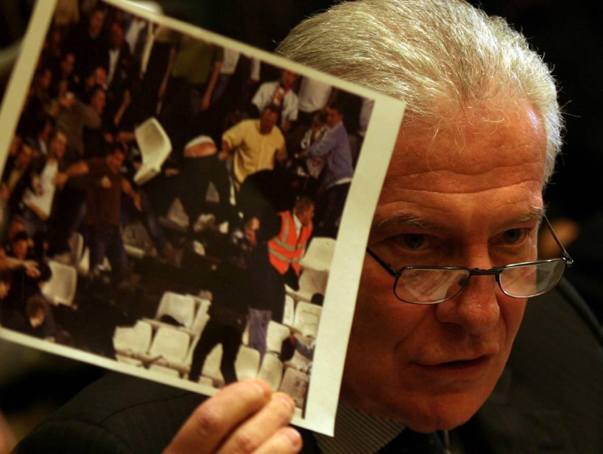 Olimpico, il prefetto Serra: polizia attaccata dagli inglesi