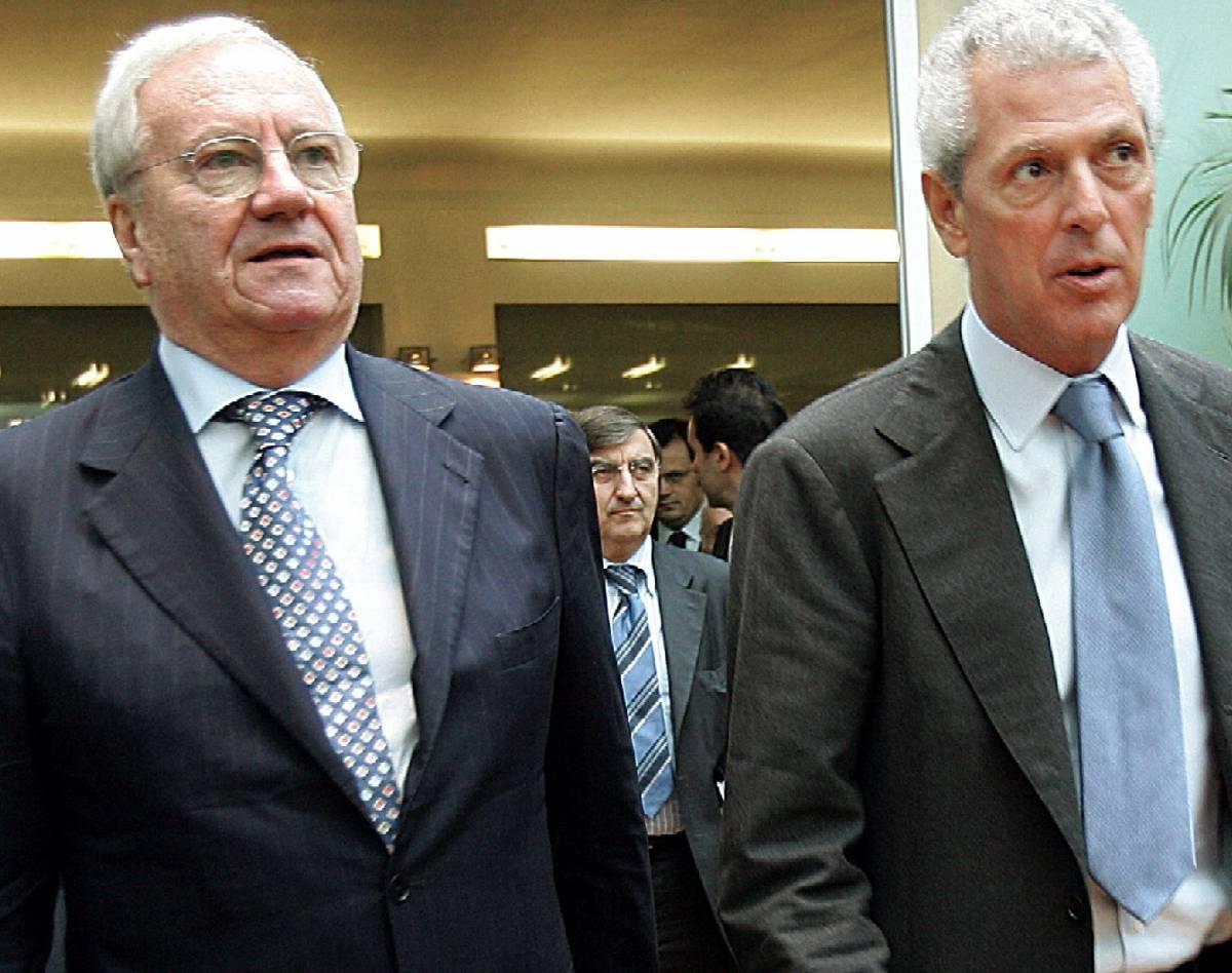 Telecom, Guido Rossi  si è dimesso: sfiduciato  da Tronchetti Provera