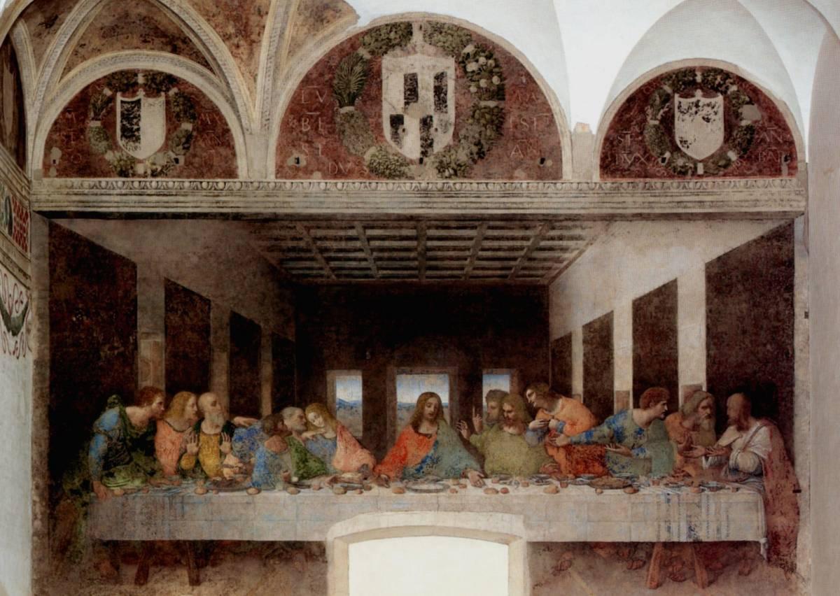 La sinfonia segreta di Leonardo