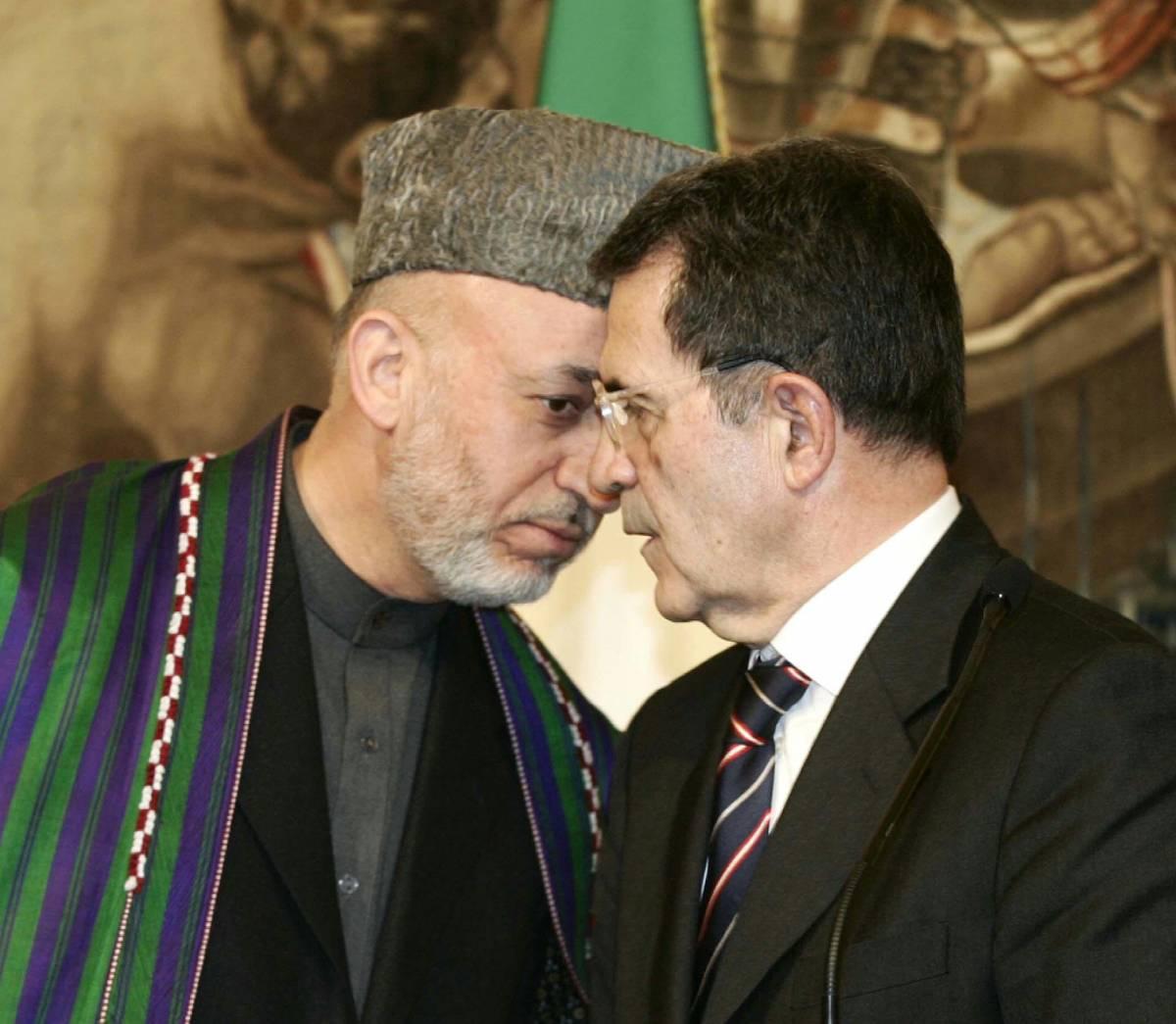 Bertinotti: Kabul, sì al dibattito con il governo  Fi: tre domande su cui Prodi non può tacere