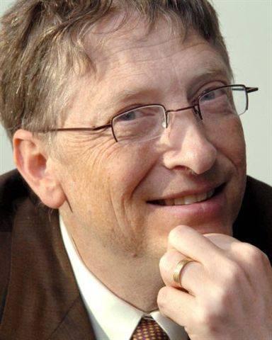 Adesso pure Bill Gates vuole  farsiun giretto nello spazio