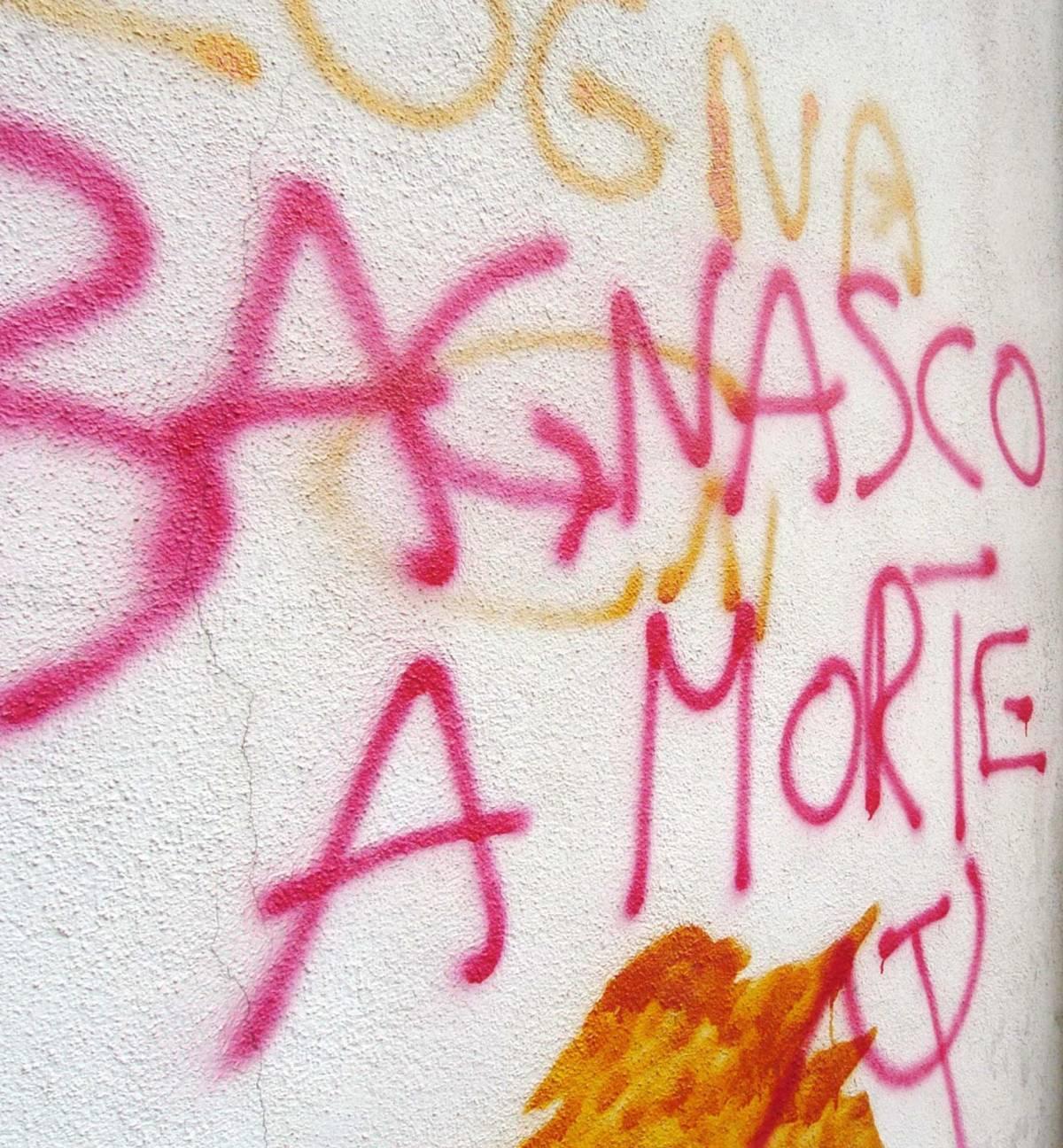 Marta Vincenzi e le offese a Bagnasco
