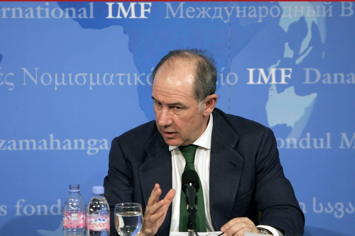 """Il Fmi: """"Italia, non sprecare il tesoretto fiscale"""""""