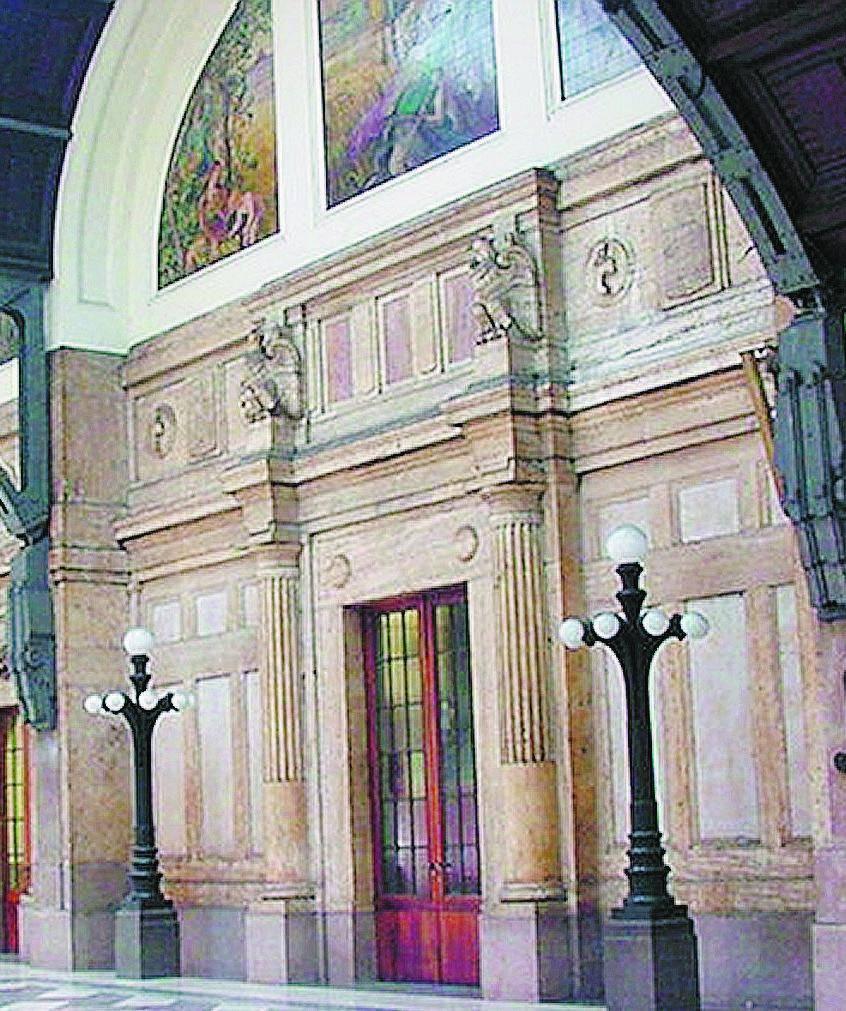 Padiglione Reale, la stazione Centrale si mette in mostra