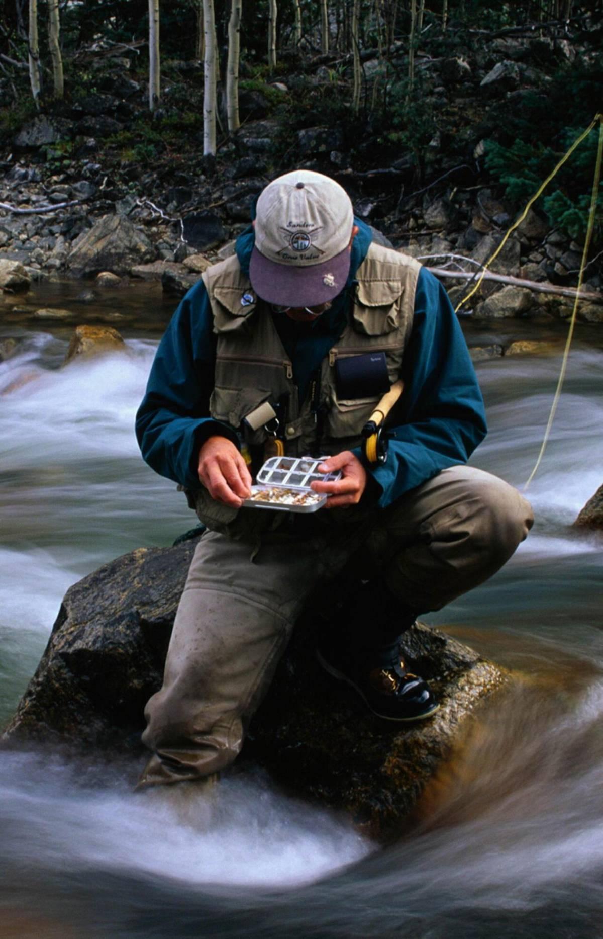 L'Appennino si dà alla pesca sportiva