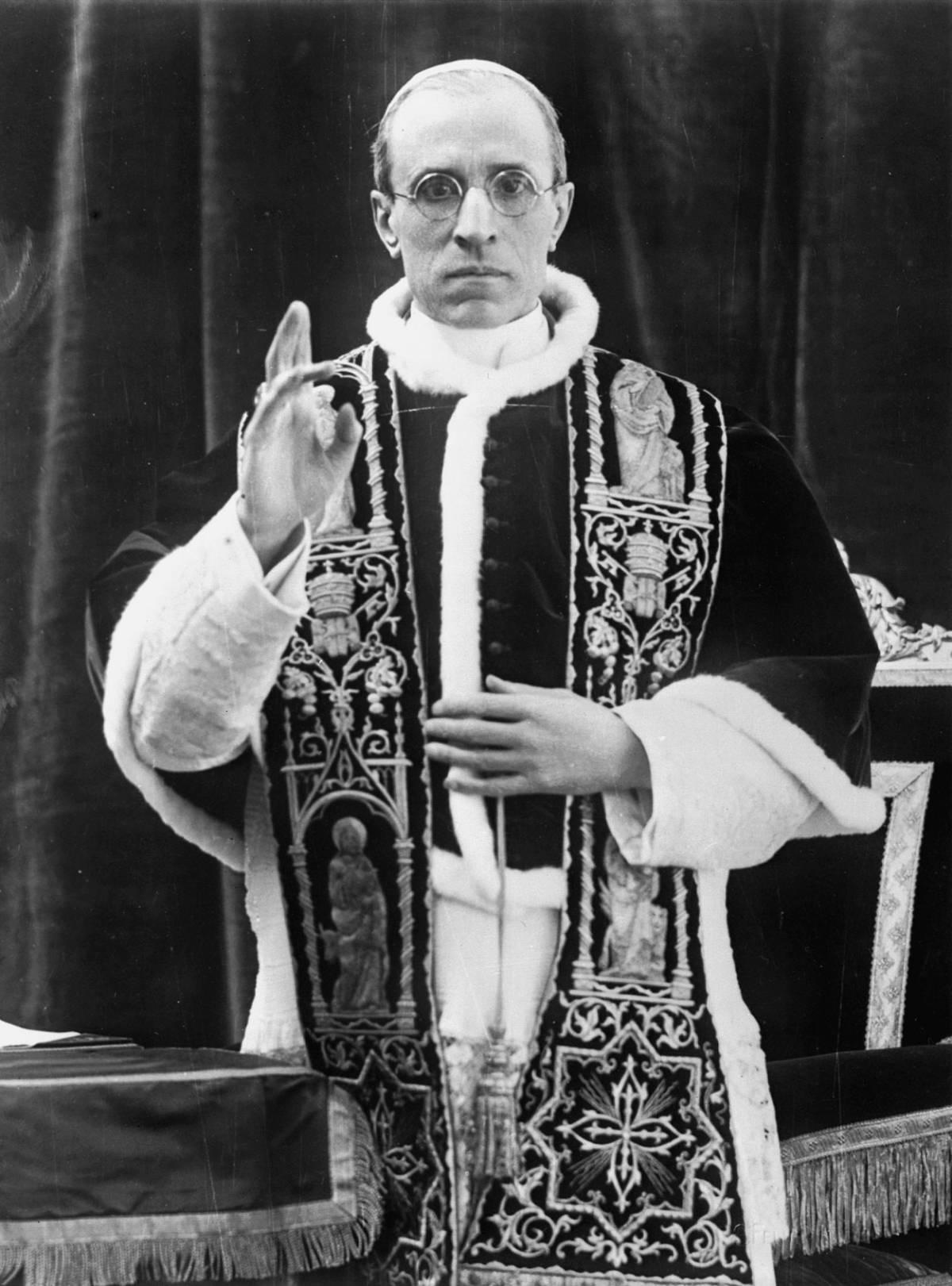 Vaticano-Israele, è di nuovo gelo per Pio XII
