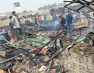 Iraq, autobomba a Kerbala  56 morti e oltre 70 feriti