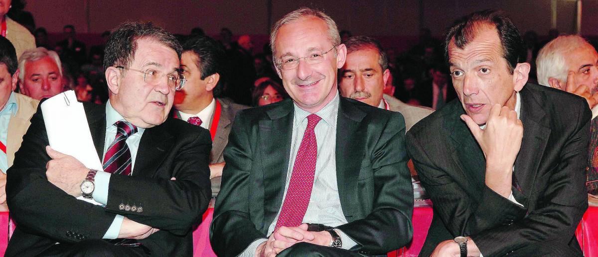 Prodi chiede aiuto  ai socialisti: venite nel Partito democratico