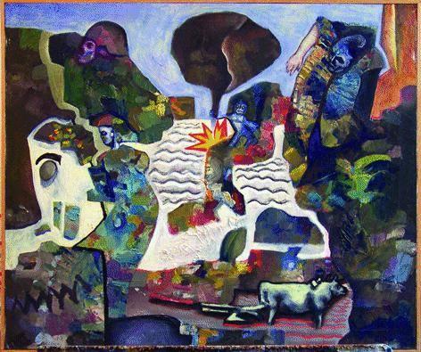 L'universo pittorico del prof. Brolis si racconta nella mostra del  Ducale