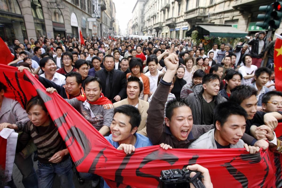 Milano, trovati i capi rivolta cinesi  Ma in tribunale ci va il Comune