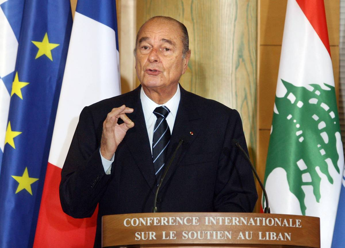 E ora Chirac pressa Karzai: negoziato anche  per i francesi