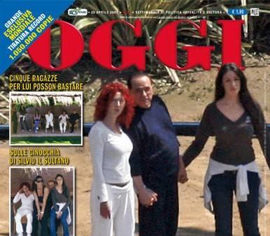 Foto: la privacy di Berlusconi si può violare, quella di Sircana no