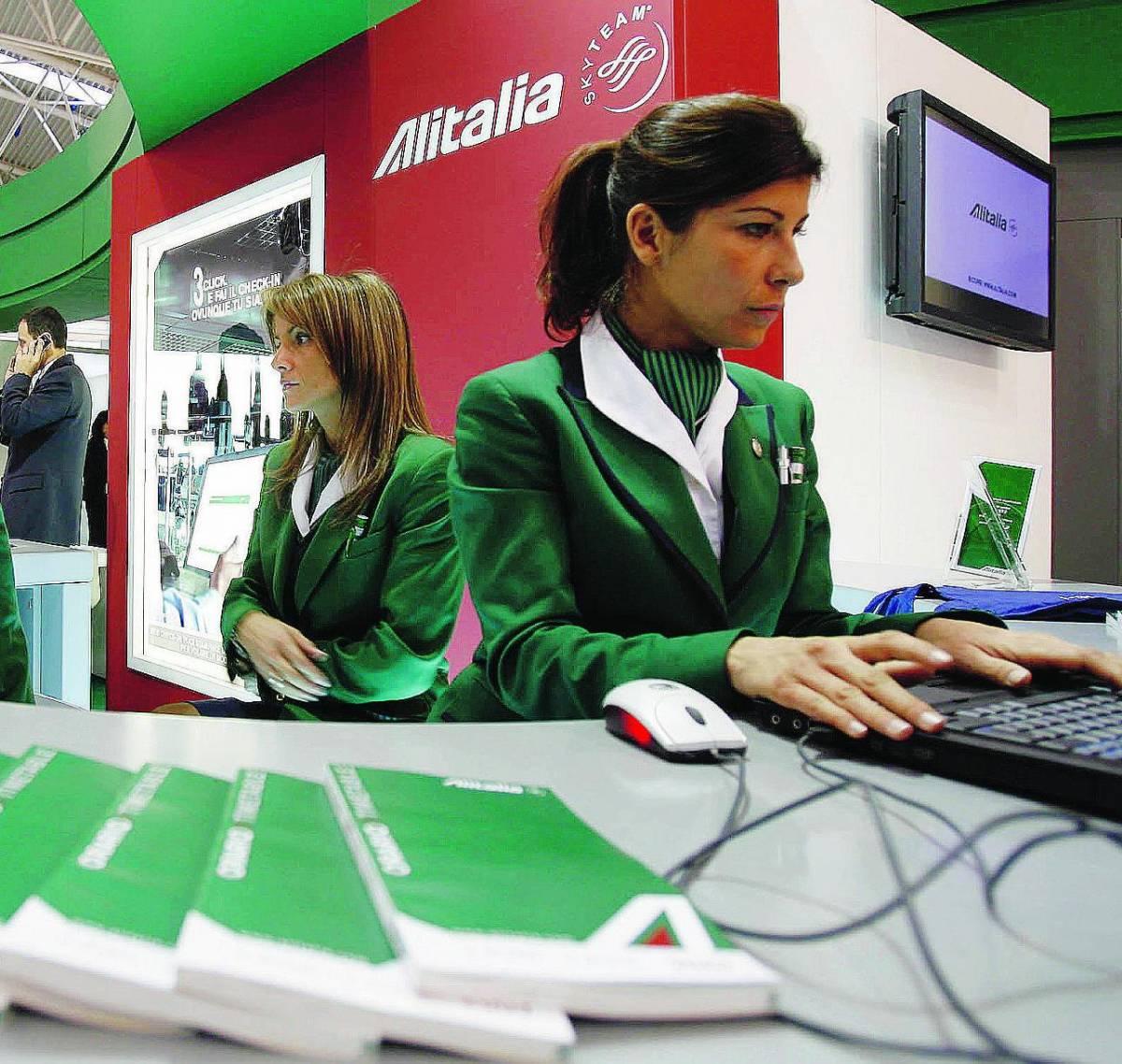 Dopo le offerte Alitalia crolla in Borsa