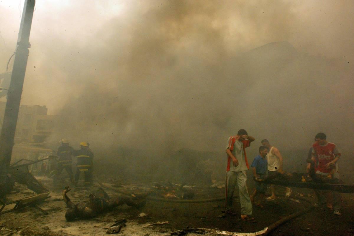 Attentati, sangue e terrore in Iraq: 168 morti