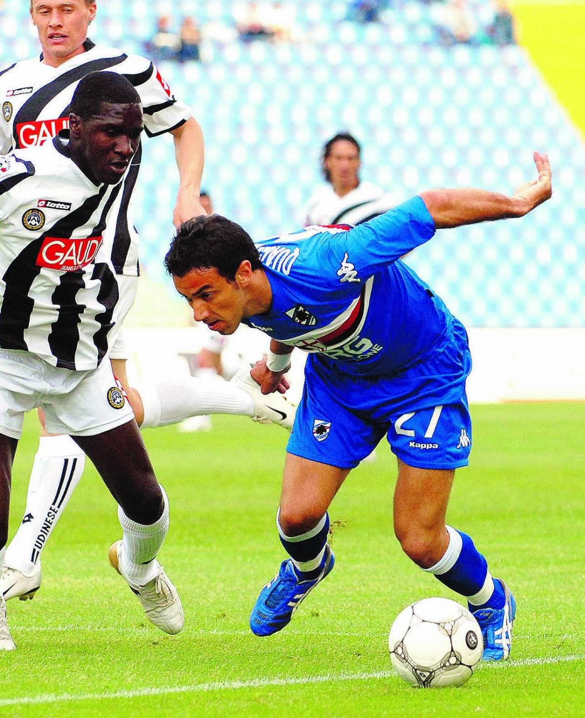 La Samp affonda  anche a Udine: la Uefa è un miraggio