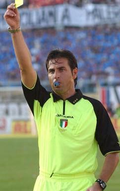 Calciopoli, l'Aia sospende Bertini,  Paparesta e gli altri cinque arbitri