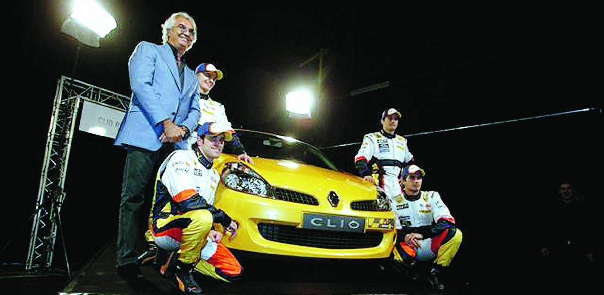 Renault e lo sport dove a vincere è sempre la sicurezza