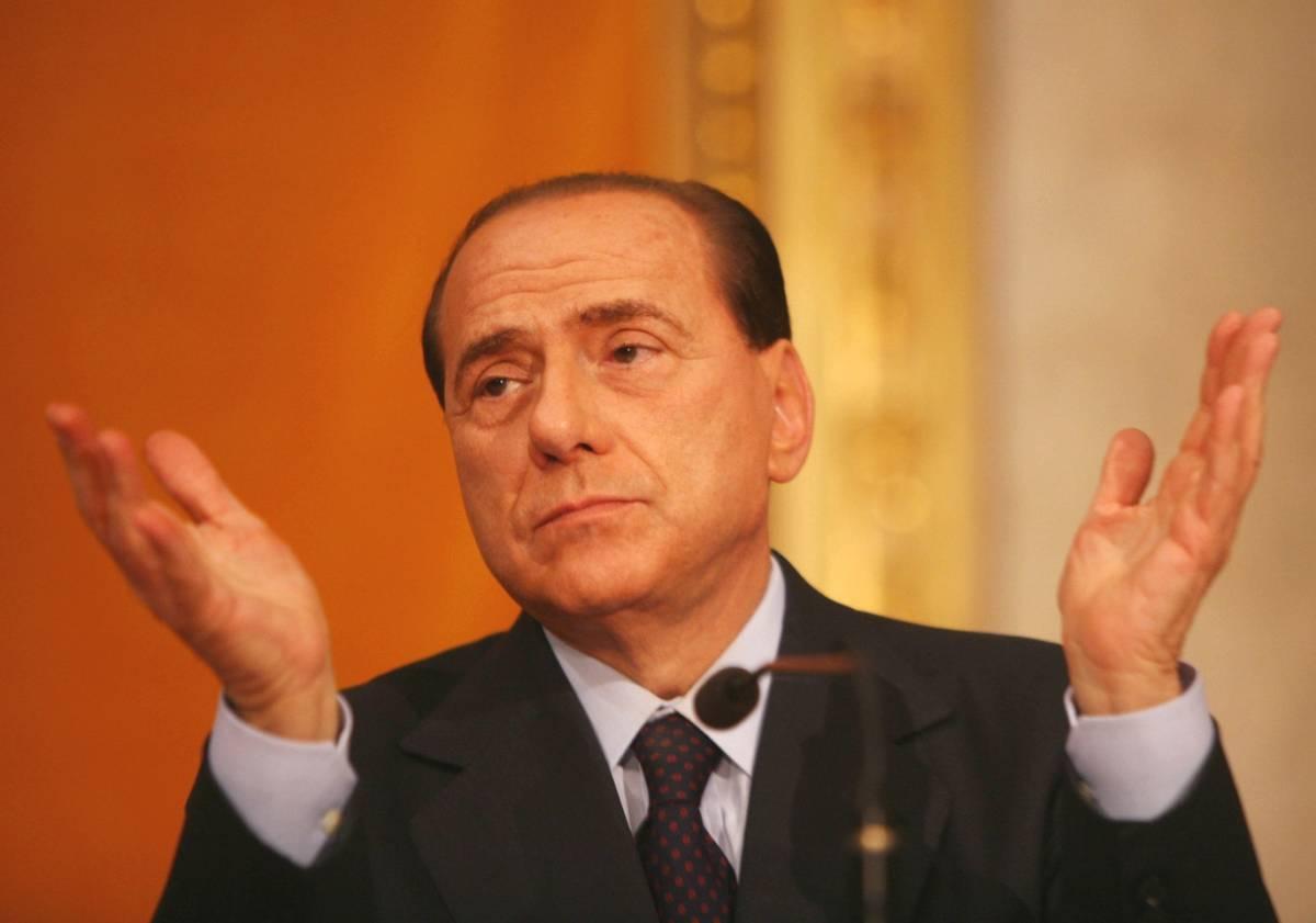 Berlusconi: in Telecom per aiutare il Paese