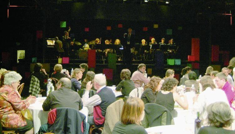 In attesa del Festival,  il teatro genovese si degusta in tavola