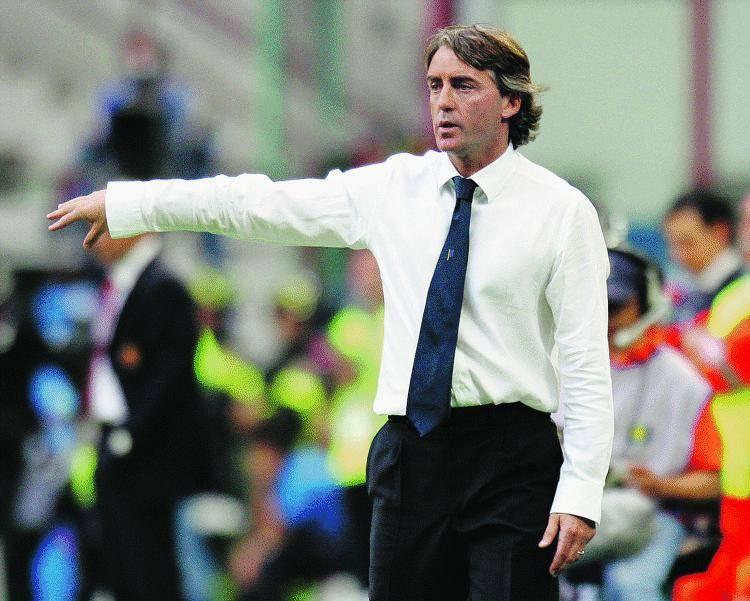 L'Inter si gioca un altro match-ball Mancini la carica con la sua rabbia