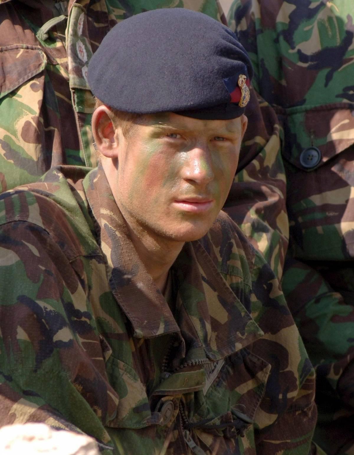 Iraq, i terroristi sono pronti  a rapire il principe Harry