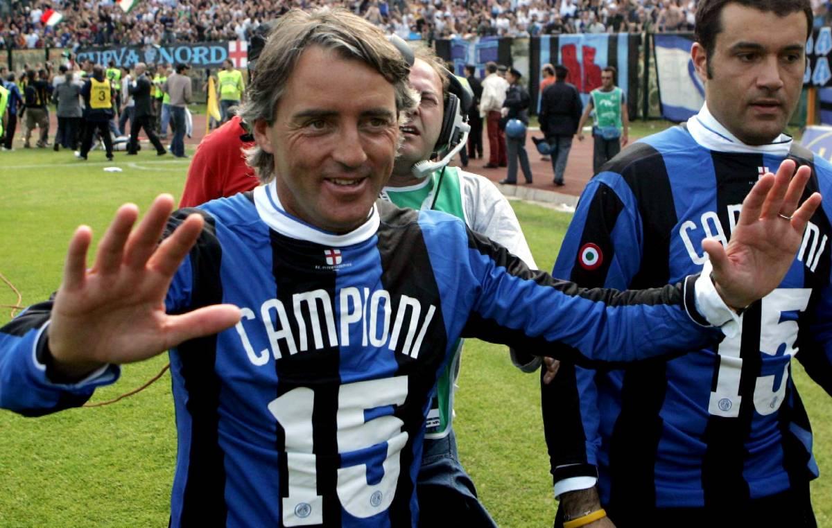 """Mancini: """"È uno scudetto vinto senza intercettazioni"""""""