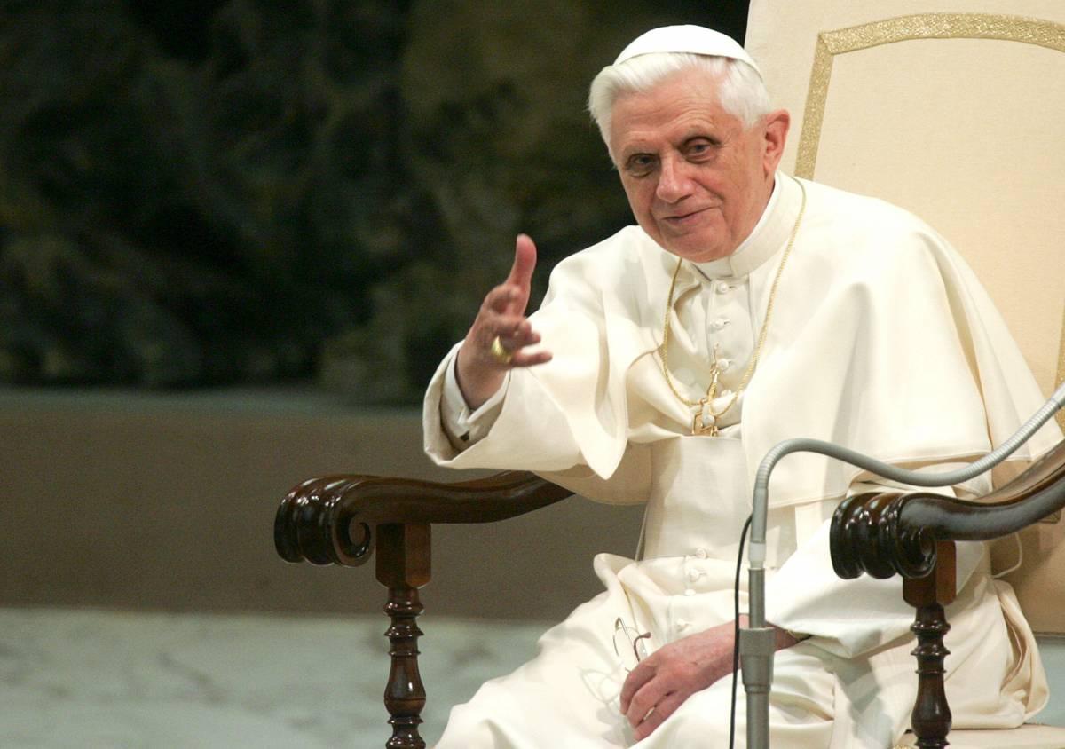 Il monito di papa Ratzinger: la Chiesa non è un partito di massa