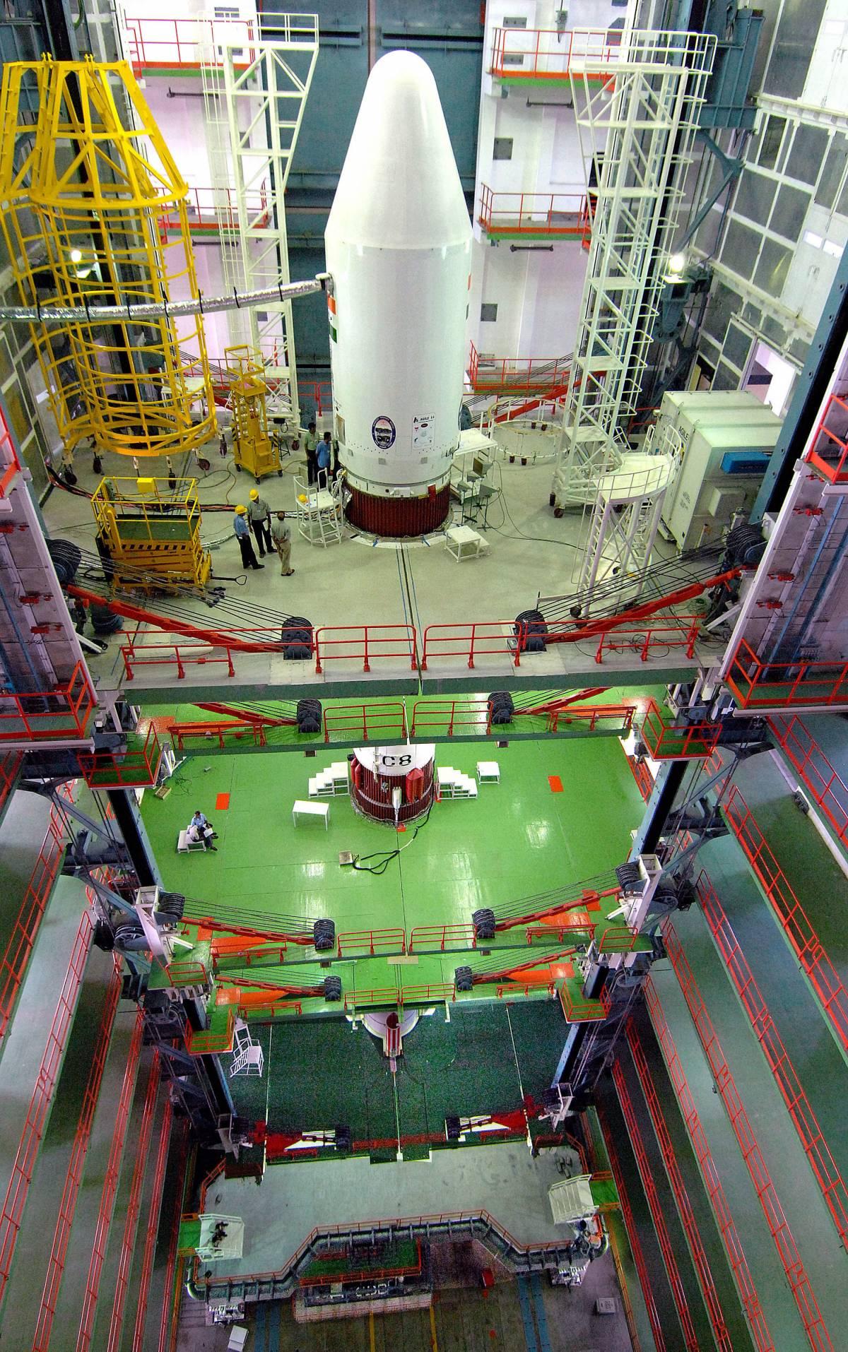Oggi in India il lancio del satellite italiano Agile