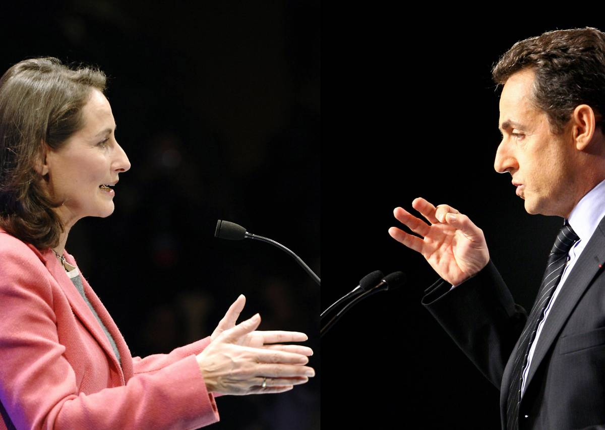 Eliseo, sfida tra Sarkozy e Royal  Decisivo il centrista Bayrou