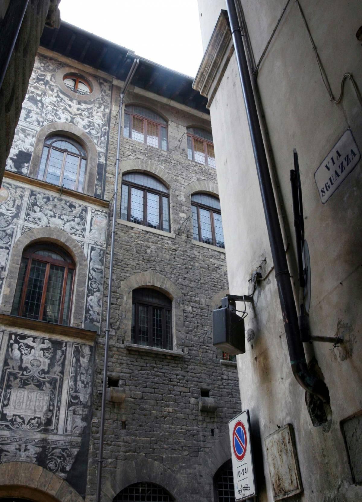 Firenze, scoperta la casa natale della Gioconda
