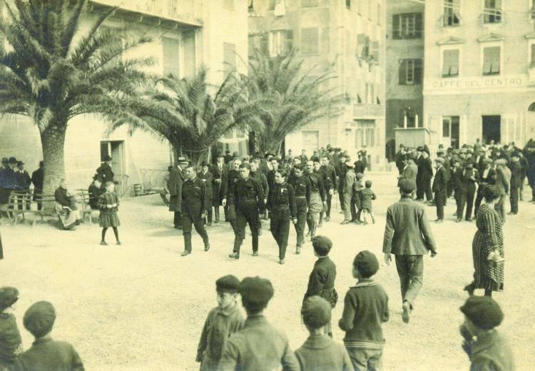 QUELL'APRILE DEL 1945