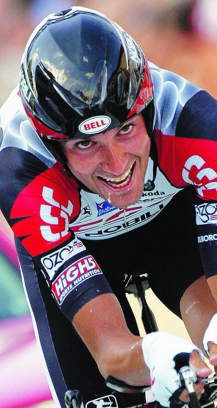 Basso sospeso dalla sua squadra Il Giro è a rischio