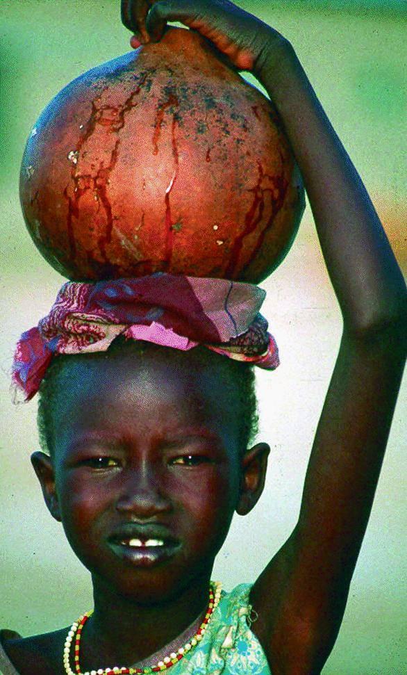 Una ruota d'acqua per togliere la sete al Terzo Mondo