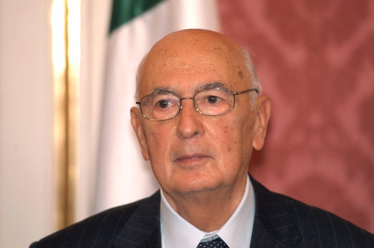 """Napolitano commemora il 25 aprile:  """"Quei valori guidano ancora l'Italia"""""""